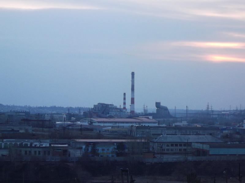 Угольная ТЭЦ