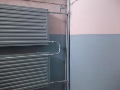 Внутренняя система отопления