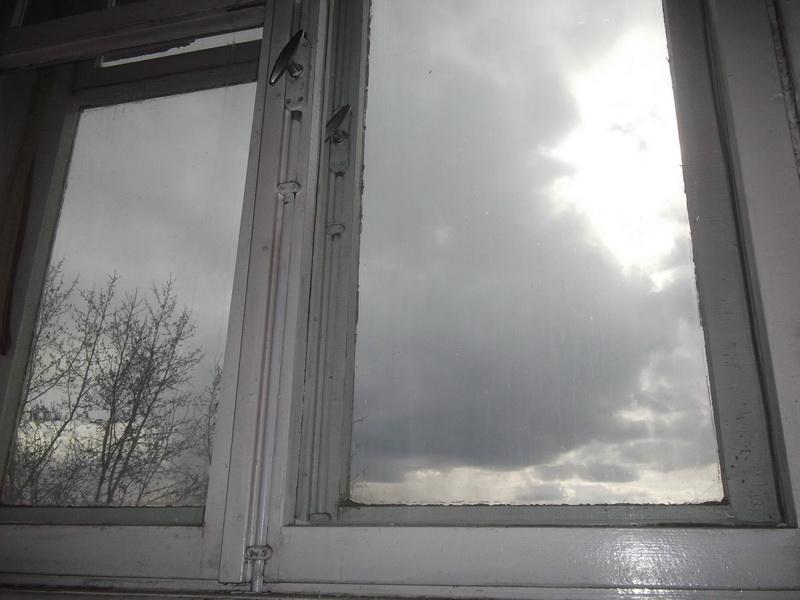 Окно старого образца