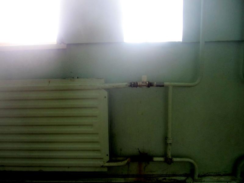 Обвязка стального радиатора