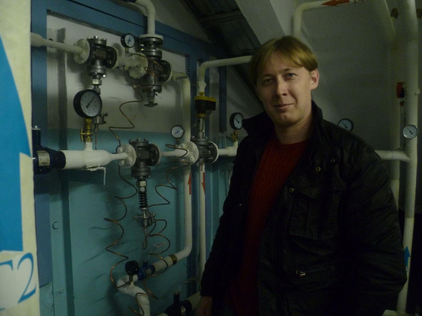 Я и ИТП Алматы Жылу