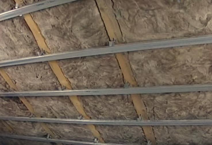 Утепление скатных крыш