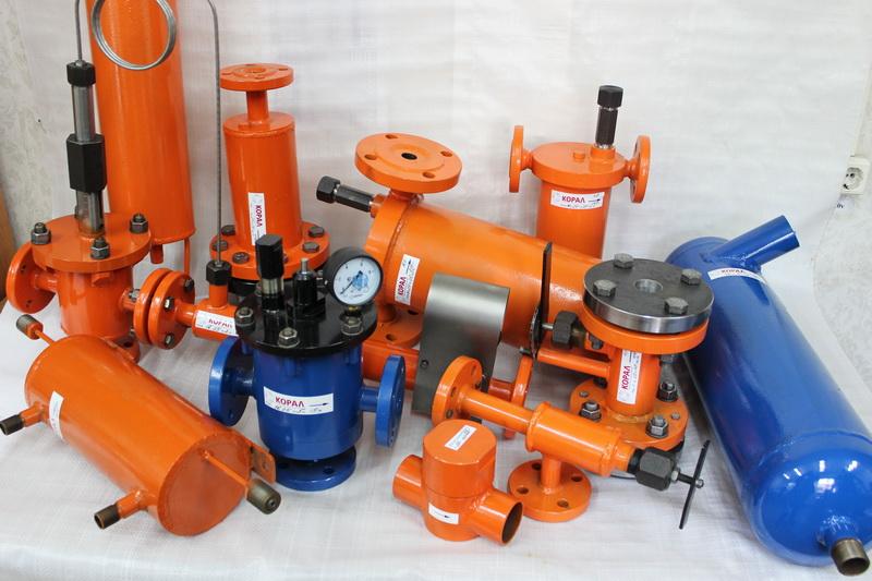 Оборудование группы компаний Корал