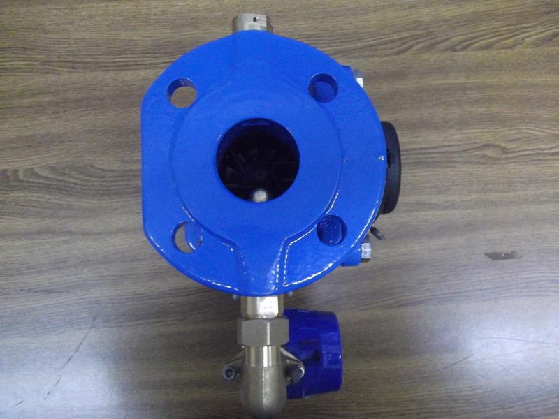 Прибор учета холодной воды комбинированный