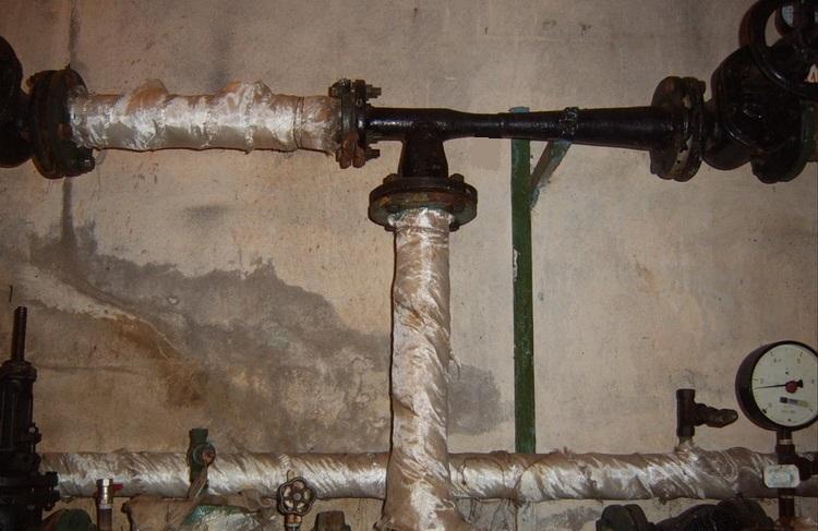 Элеватор механический системы отопления