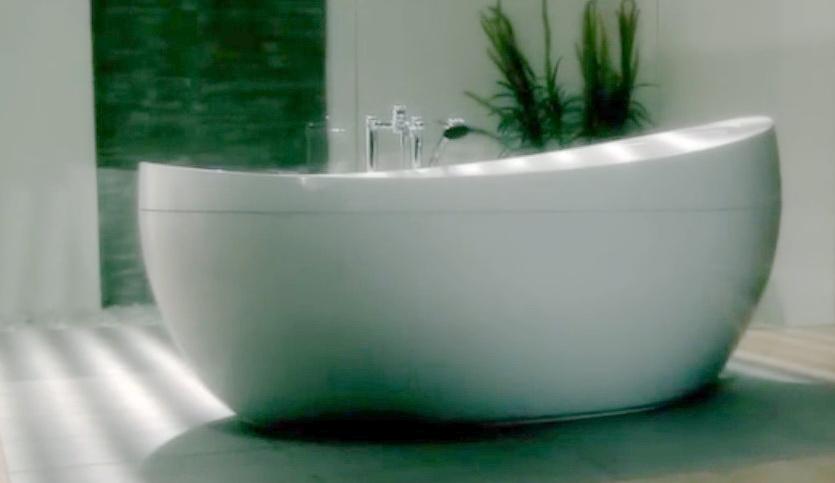 Ванна квариловая