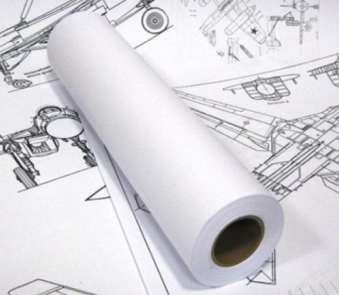 Бумага для инженерных работ