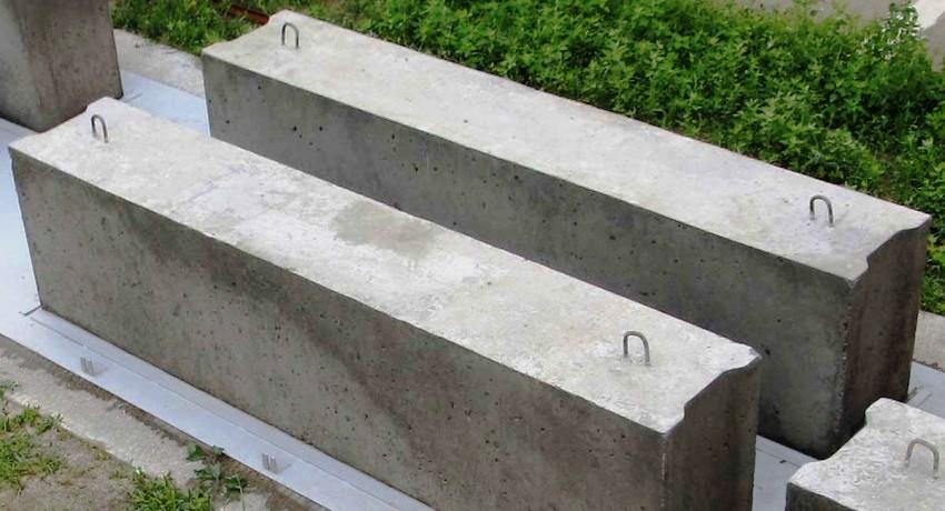 Блок фундаментный ЖБИ