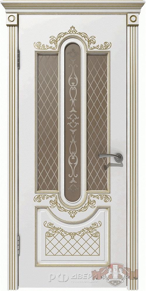 Дверь Александрия, стиль арт-деко